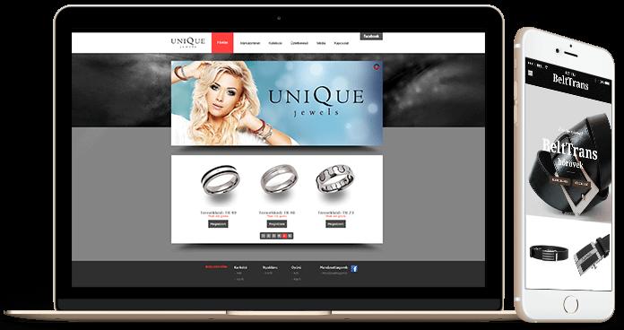 Mobilbarát weboldal tervezés