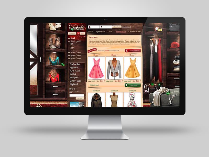 Hölgykuckó webáruház