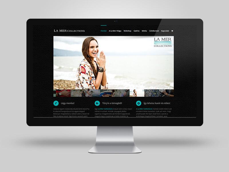La Mer Collections webáruház