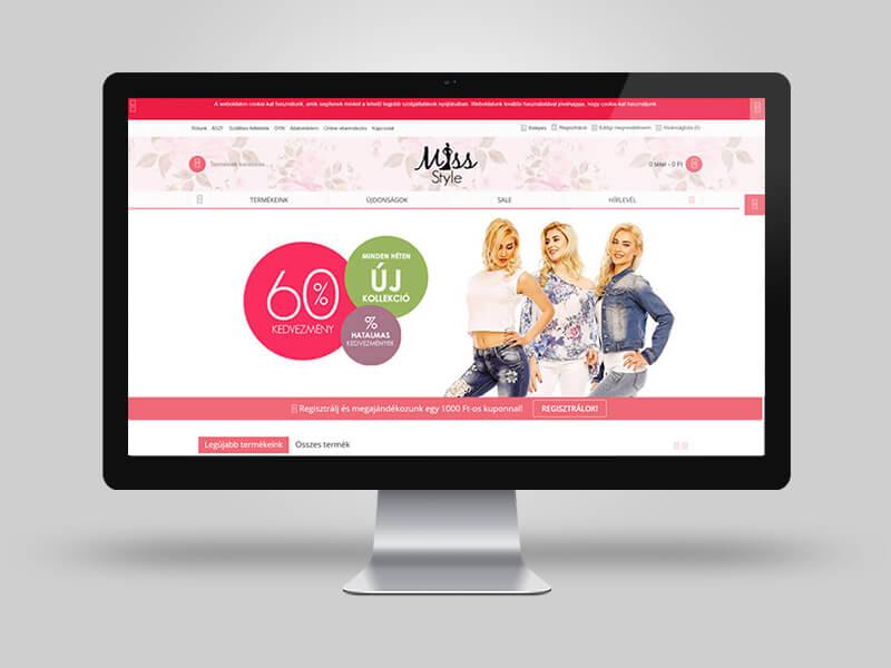 Miss-Style webáruház