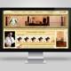 Dr. Csuha Lajos - saját fejlesztésű bemutatkozó weboldal - mobilbarát weboldal tervezés