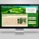 Innafram cégbemutató weboldal - mobilbarát weboldal tervezés