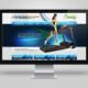 N. Sándor fitness edző - bemutatkozó weboldal fejlesztés - mobilbarát weboldal tervezés