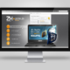 Cégbemutató weboldal tervezés - Cégbemutató weboldal tervezés - mobilbarát weboldal tervezés