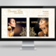 Csenteri sminktetoválás és kozmetika bemutatkozó weboldal - mobilbarát weboldal tervezés