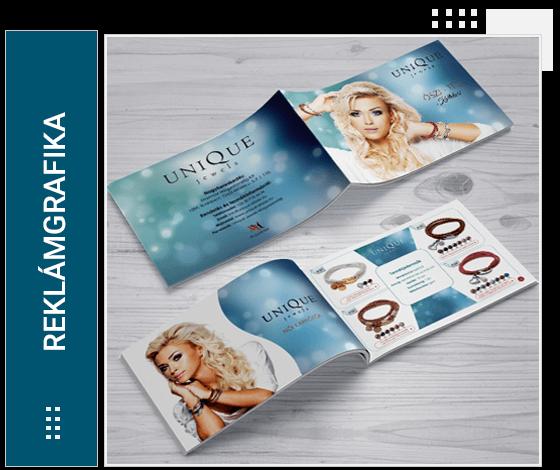 Reklámanyagok grafikai tervezése