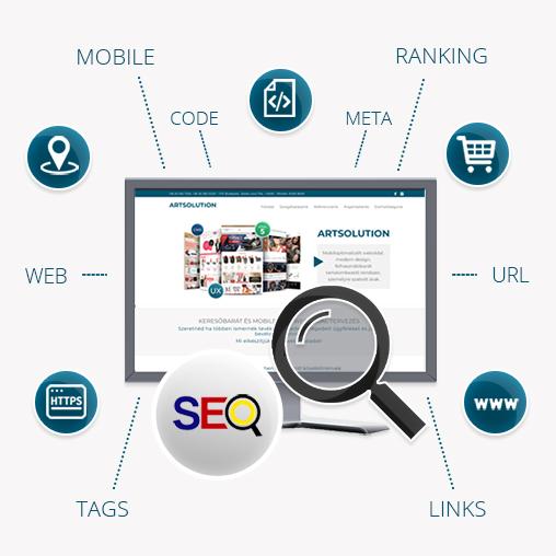 Keresőbarát és mobilbarát weboldal tervezés
